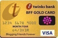 Owh, Gold Card!!
