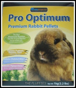 Pro-feed for the bunnies :)