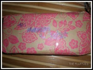 Ahah! A parcel with Memon & Jebat's name on it