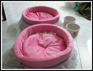 Pink beds! :mrgreen: